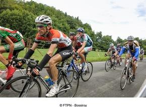 Radrennen in der Wallonie © FTPN-Bossiroy