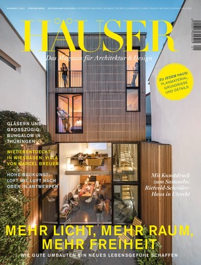 Gruner+Jahr, HÄUSER: HÄUSER AWARD 2018: Deutschlands Premium Architektur