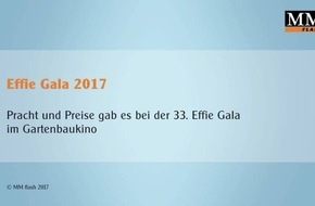 Effie Gala 2017 - VIDEO