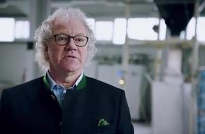 """Mit """"Zauberwatte"""" gegen Öl-Katastrophen: Günter Hufschmid als Finalist für den Europäischen Erfinderpreis 2017 nominiert"""