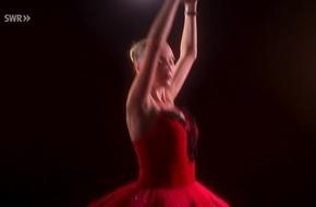 Schlemmers Triadisches Ballett als Fernseh-Comic im SWR