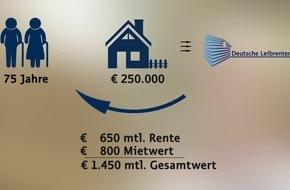 Hans und Renate allein zu Haus: Jeder dritte Rentner klagt über ein zu großes Eigenheim