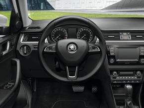 ▷ SKODA FABIA und RAPID starten als Sondermodellreihe DRIVE durch ...