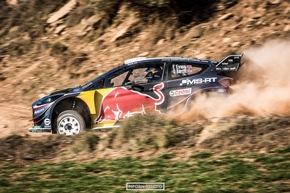 M-Sport Ford will mit dem Fiesta WRC bei der Rallye Mexiko hoch hinaus