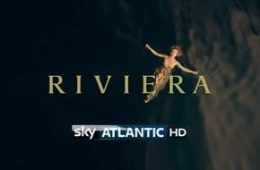 """Die Welt der Schönen und Reichen an der glamourösen """"Riviera"""": Sky Original Production startet im Juni exklusiv auf Sky"""