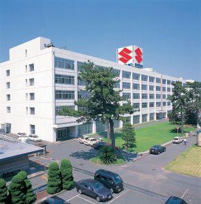 Suzuki bietet honorarfreie Pressebilder zum Thema Unternehmen