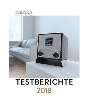 Palona Testsieger-Flyer