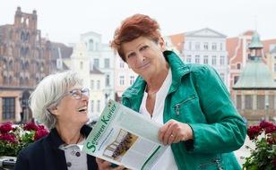 ?Botschafterin? Karin Lechner und ihr Engagement für Senioren in Wismar / Foto: © VNG-Stiftung