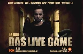 """Kooperation von FOX und RTL II zum Start von """"The Walking Dead"""" wird fortgesetzt"""
