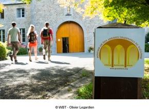 Der GR-Fernwanderweg der wallonischen Trappistenabteien © WBT - Olivier Legardien