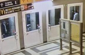 POL-ST: Rheine, Bahnhofsvorplatz, Gefährliche Körperverletzung (Phantombild/Film)