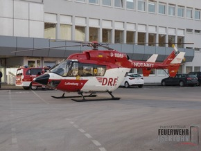 FW-MK: Aufwendige Rettung
