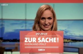 """Herbstzeit: Sturmzeit - Wann zahlt die Versicherung? / Wie können Hausbesitzer Sturmschäden vorbeugen? / """"Zur Sache Rheinland-Pfalz!"""", Do., 27. September 2018, 20:15 Uhr, SWR Fernsehen"""