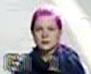 """BKA: Das Bundeskriminalamt bittet um Mithilfe bei der Fahndung nach einer unbekannten Frau im Zusammenhang mit einem Brandanschlag in Berlin am S-Bahnhof """"Treptower Park"""""""