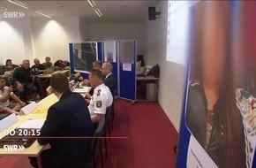 """Angst vor kriminellen Flüchtlingen / """"Zur Sache Baden-Württemberg"""", SWR Fernsehen"""