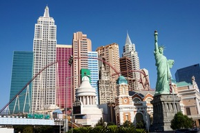 Presse-Info: 160 Mitarbeiter feiern eine Woche in Las Vegas!