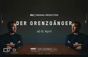 """""""Der Grenzgänger"""" für alle: Sky präsentiert die erste Episode einer Sky Original Production erstmalig frei empfangbar im Internet"""