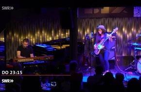 """Die 24. Jazzopen Stuttgart im SWR Fernsehen / Festivaldoku """"Jazzopen Stuttgart 2017"""", 12.10.17, 23:15 Uhr / u. a. mit Jacob Collier und Jan Delay"""