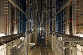 Neubau Zell Wängen  Vertriebs- und Logistikzentrum