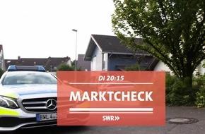 """Fragwürdige Handwerker - Betrug an der Haustür  / """"Marktcheck"""", SWR Fernsehen"""