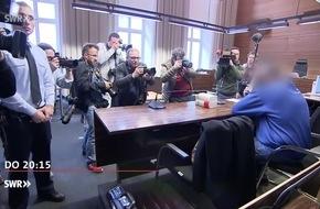 """Härtere Strafen für Sexualstraftäter notwendig? """"Zur Sache Baden-Württemberg"""", SWR Fernsehen"""