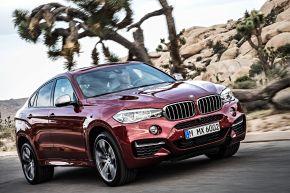 Der neue BMW X6