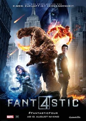 VIER GEWINNT! / Neues Superhelden-Kino mit FANTASTIC FOUR