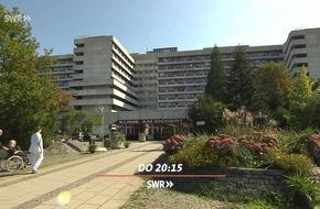 """Behandlungsfehler - Risikofaktor """"Krankenhaus""""? / """"Zur Sache Baden-Württemberg"""", SWR Fernsehen"""