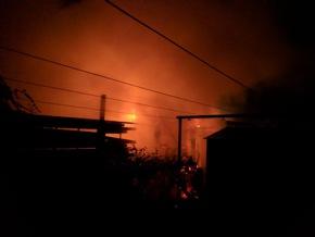 Bilder für redaktionelle Zwecke honorarfrei.  Quelle: Feuerwehr Eutin