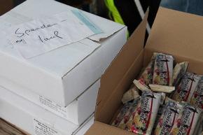 PM-International unterstützt den Spendenlauf des durch die kostenlose Bereitstellung seiner FitLine-Produkte.
