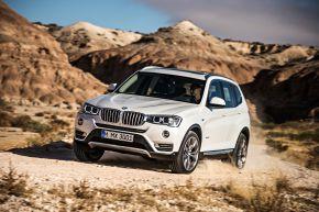 BMW auf dem 84. Internationalen Automobil-Salon Genf 2014