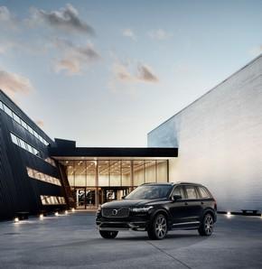 """La toute nouvelle Volvo XC90 First Edition. Texte complémentaire par OTS et sur www.presseportal.ch/fr/pm/100002358 / L'utilisation de cette image est pour des buts redactionnels gratuite. Publication sous indication de source: """"OTS.photo/Volvo Car Switzerland AG"""""""
