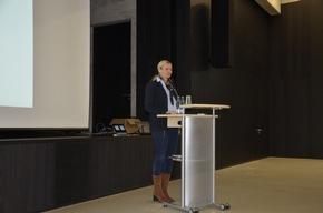 Polizeihauptkommissarin Heike Ehlers