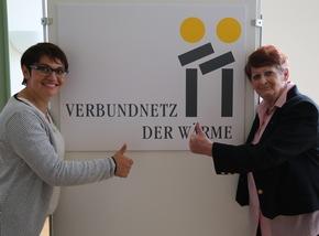 Katja Walther und Karin Lechner / Foto: © VNG-Stiftung