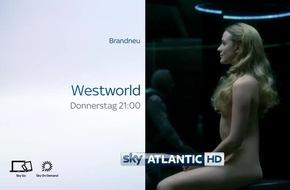 """""""Westworld"""" kommt jetzt auch auf Deutsch! Ab 2. Februar exklusiv bei Sky"""