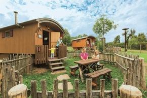Wer noch mehr Zeit mit den kleinen und großen Tieren im Wildparadies verbringen möchte, ist im Natur-Resort Tripsdrill genau richtig