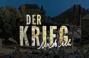 """""""Goldener Spatz"""" für SWR Drama-Serie """"Der Krieg und ich"""""""