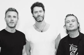 """Deutschlandpremiere: 'Take That' bringen ihr Musical """"The Band"""" nach Berlin +++ Premiere April 2019 im Stage Theater des Westens +++ Der Vorverkauf startet heute 10 Uhr auf musicals.de +++"""