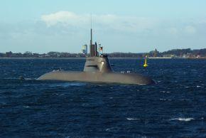 Deutsche Marine: Fotos zum IDAS-Abschuss
