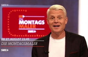 """Wer zuerst malt: """"Die Montagsmaler"""" ab 27.8. im SWR Fernsehen"""