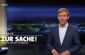 """Wildschweinplage: Minister Peter Hauk (CDU) Gast in """"Zur Sache Baden-Württemberg"""""""