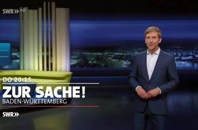 """Fahrerflucht ohne Folgen? / """"Zur Sache Baden-Württemberg"""", SWR Fernsehen"""