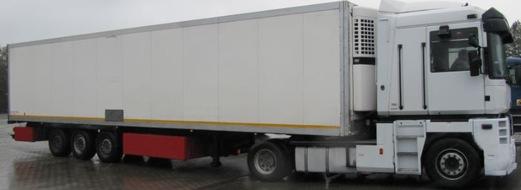 POL-EL: Gildehaus - A30: Russischer Sattelzug aus dem Verkehr gezogen