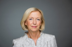Pressefoto Forschungsministerin Johanna Wanka