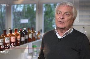 """Suchtmittel Nasenspray in """"Marktcheck"""""""