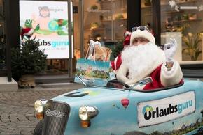 Presse-Info: Nikolaus im Urlaubsguru Store (Nachbericht)