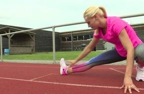 """Leichtathletin Lisa Mayer ist """"Sport-Stipendiat des Jahres"""" 2016"""