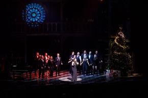 """Benefiz-Gala """"Weihnachten in Notre Dame"""" (Foto: Stage / Jan Potente)"""