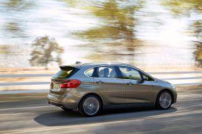 Der neue BMW 2er Active Tourer