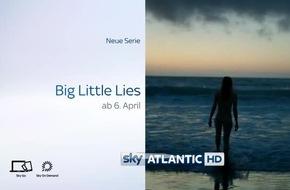 """Reese Witherspoon, Nicole Kidman und Shailene Woodley haben """"Big Little Lies"""""""